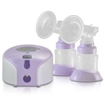 Rumble Tuff Double Electric Breast Pump เครื่องปั๊มนมอัตโนมัติแบบปั๊มคู่ (Serene Express)