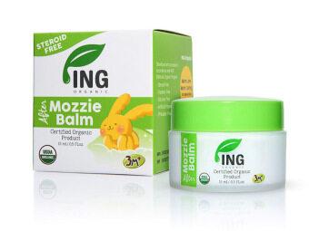 Ing Organic บาล์มทาหลังยุงกัด (อาฟเตอร์ มอซซี่ บาล์ม) 15 g.