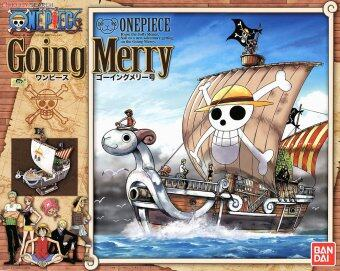 Bandai One Piece วันพีซ - Going Merry (Plastic Model)