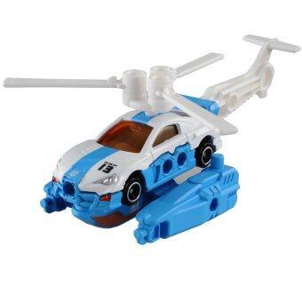 Tomica Hyper Blue Police HBP13 TOYOTA 86 Kite (Blue)