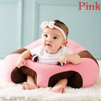 Cute Infant Baby Fashion Portable Stuffed Plush Doll Training Sofa Seat Dining Chair - intl