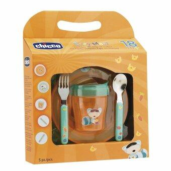 Chicco Easy Meal Weaning Set