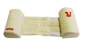 Aprica หมอนจัดท่านอน Facedown Proof Stabilizing Pillow
