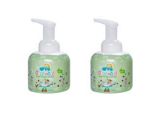 Good mood Duo Set Shampoo and Body Foam Wash (Giggle Apple) 250 ml.