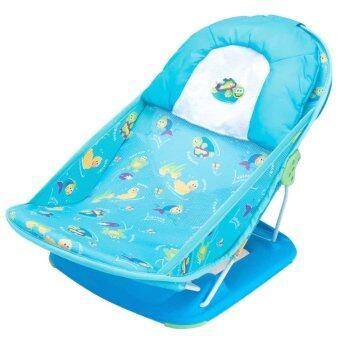 Summer เก้าอี้อาบน้ำ เตียงอาบน้ำสำหรับเด็ก สีฟ้า