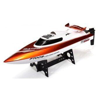 Gadget เรือเร็วไฟฟ้าบังคับ SPEED BOAT รุ่น FT009 (สีส้ม)