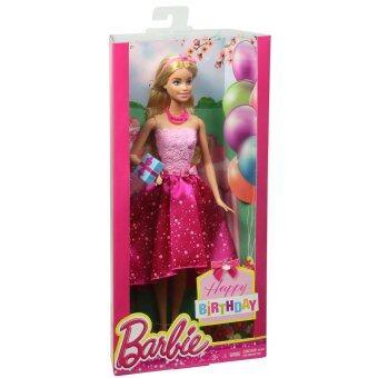 Barbie® Happy Birthday® Doll (image 1)