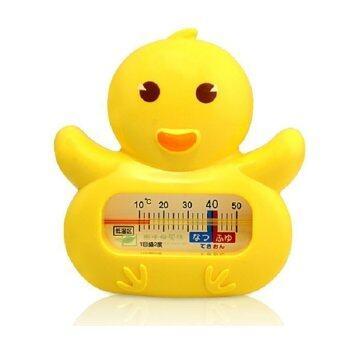 SabuyOnline ที่วัดอุณหภูมิ รูปไก่ - Yellow