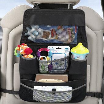 Munchkin Backseat And Stroller Organizer Colour Black