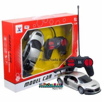 ProudNada Toys ของเล่นเด็กรถบังคับวิทยุ(สีบรอน) 1:20 XINYUANTOYS MODEL CAR REMOTE CONTROL NO.2018