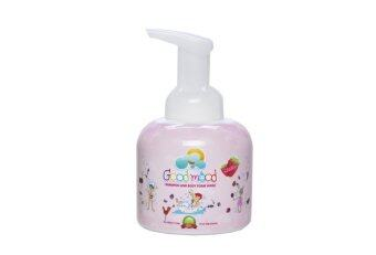 Good mood Shampoo and Body Foam Wash (Funny Strawberry) 250 ml.