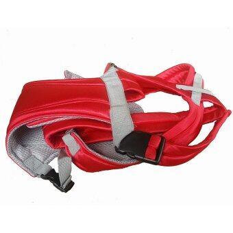 Tripple3 เป้อุ้มเด็ก รุ่น HXB-063 (สีแดง)