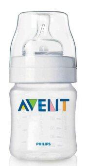 AVENT ขวดนมขนาด 4 ออนซ์ แพ็คเดี่ยว (BPA Free)