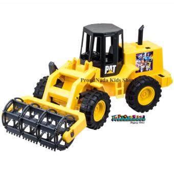 ProudNada Toys ของเล่นเด็กรถเกี่ยวเบรฟแมน Brave man Machinery YFC811