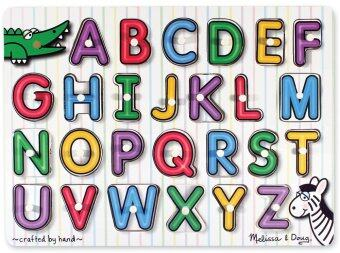 Melissa and Doug See Inside Alphabet A-Z Puzzle