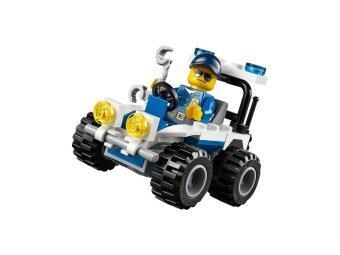 Lego City Police ATV No.30228