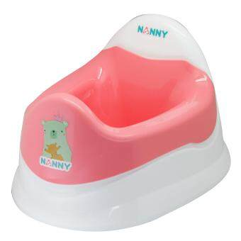 NANNY NEW NANNY กระโถนเด็ก N472 สีชมพู