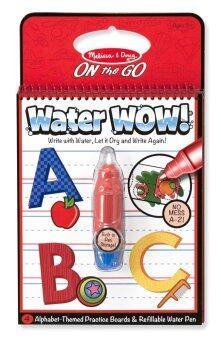 Melissa and Doug Water Wow Reusable Alphabet A-Z