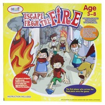 เกมส์ กล่อง หนีไฟไหม้ Escape From The Fire