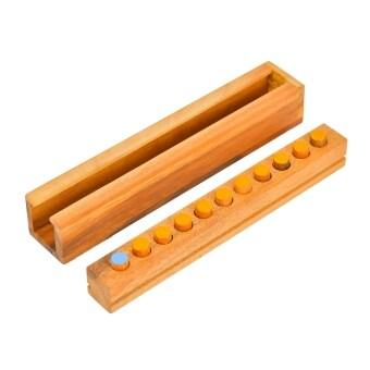Ama-Wood ของเล่นไม้ปริศนาพระราชา King Puzzle