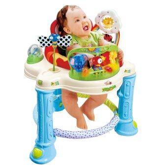 ToyZoner Baby Walker with Music โต๊ะกิจกรรม หมุนได้ 360 องศา รุ่น 928581