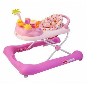 Moderncare รถหัดเดินสำหรับเด็ก รุ่น Dulux 4 IN 1 - สีชมพู