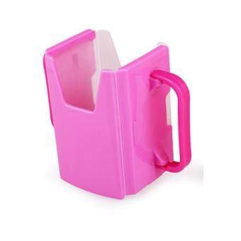 กล่องกันบีบ-สีชมพู