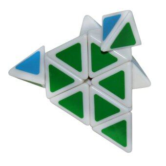 360DSC DaYan Pyraminx Magic Cube Puzzle Cube - White