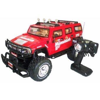 Astro รถบังคับวิทยุ ไซส์ใหญ่ Giant scale 1:8 Mammoth Hummer - Red