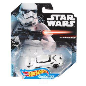 Hot Wheels? Star Wars Rogue One Character Car Stormtrooper (Clean)