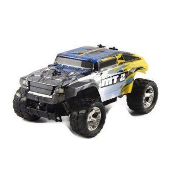 Hitech รถบังคับ Off-road Buggy MT 1:16 ( สีน้ำเงิน )