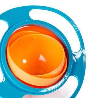 KiddyLucky Gyro Bowl ชามขนมหมุนได้ 360 องศา (image 1)