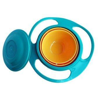 KiddyLucky Gyro Bowl ชามขนมหมุนได้ 360 องศา (image 3)