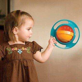 KiddyLucky Gyro Bowl ชามขนมหมุนได้ 360 องศา (image 4)