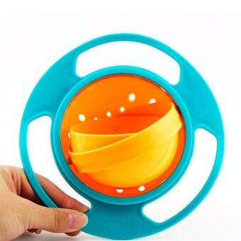 KiddyLucky Gyro Bowl ชามขนมหมุนได้ 360 องศา (image 2)
