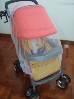 Premium Kids มุ้งครอบรถเข็นเด็ก (image 1)