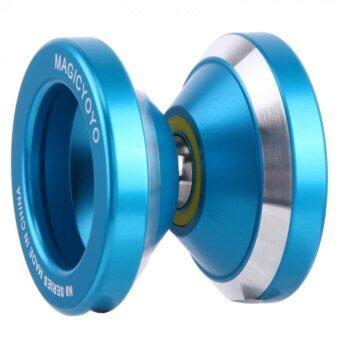 YOYO อัจฉริยะ Yo-yo N8s กล้าเล่นสตริงสีน้ำเงินอลูมิเนียม-ระหว่างประเทศ