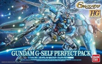 Bandai 1/144 High Grade Gundam G-Self Perfect Pack