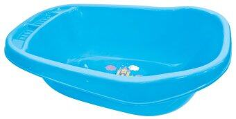 NANNY Prince&Princess อ่างอาบน้ำเด็ก รุ่น N3073 สีฟ้า