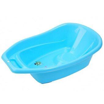 Moderncareอ่างอาบน้ำสำหรับเด็กรุ่นยกระดับ(สีฟ้า)