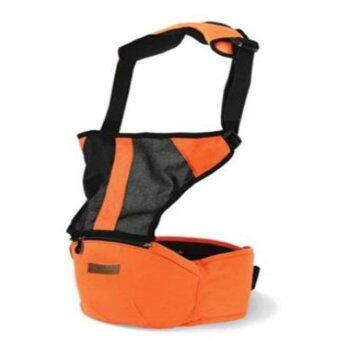 Aiebao เป้อุ้มเด็ก Hip Seat - Orange