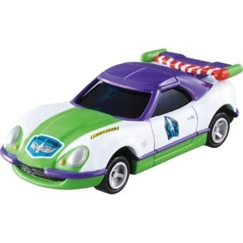 Tomica Disney Motors DM-03 New Sport Car Buzz Lightyear (Green)