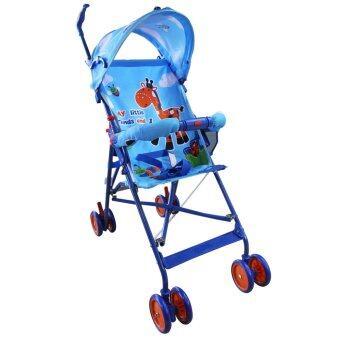 Moderncare รถเข็นเด็กก้านร่ม รุ่น Buggy Q สีฟ้า