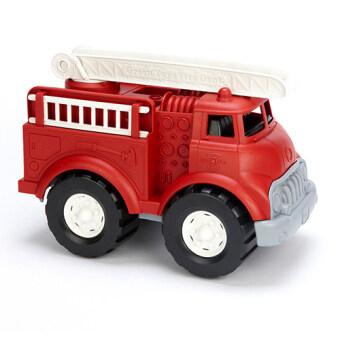 Green Toys รถของเล่น Fire Truck