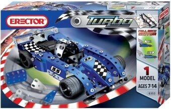 MECCANO TURBO EVOLUTION รุ่น MCN886353 - BLUE