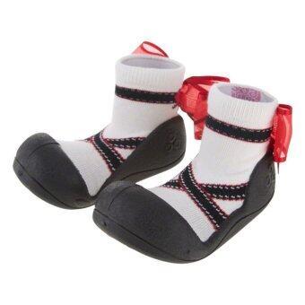 Attipas รองเท้าหัดเดิน Premium Ballet Black ( Limited Edition )