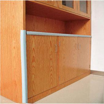 MoMoLand โฟมยางกันกระแทกสำหรับเด็ก ความยาว 2 เมตร Soft Edge Cushion Strip รุ่น FKT-3105-GREY (ชุดเชต 3 ม้วน) (image 2)