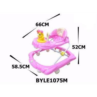 3BTOY รถหัดเดินกระต่าย มีเสียงดนตรี BLYE1075M image