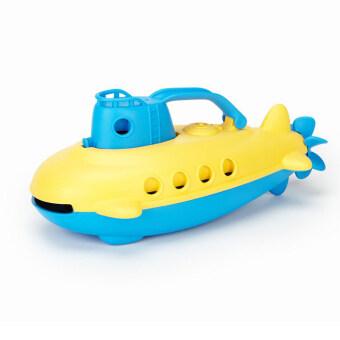 Green Toys เรือดำน้ำของเล่น Submarine (Blue)