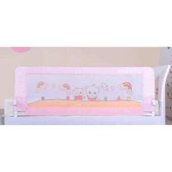 2Kids ที่กั้นเตียงกันเด็กตก ขนาด 1.5 เมตร image